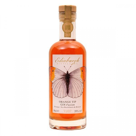 Orange Tip Gin Fusion