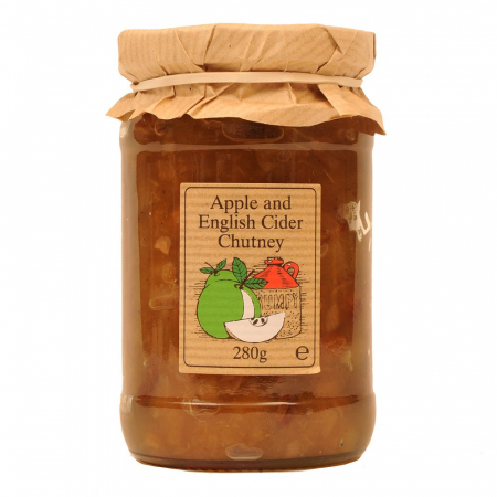 Apple & Cider Chutney 280g
