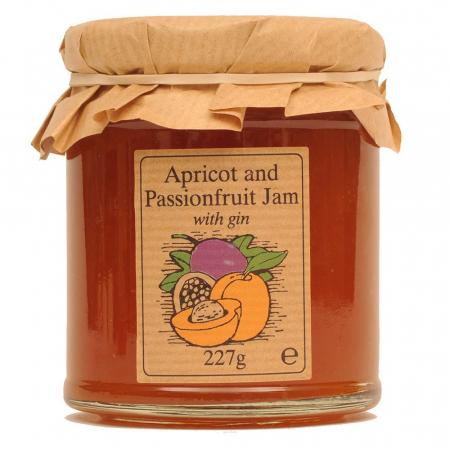 Apricot & Passionfruit Jam