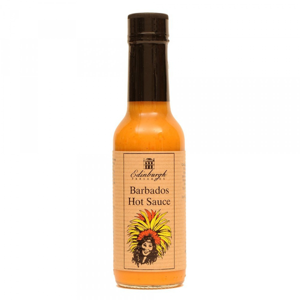 Barbados Hot Sauce