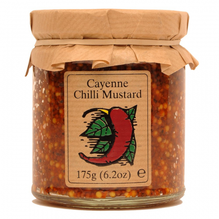 Cayenne Chilli Mustard