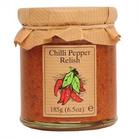 Chilli Pepper Relish