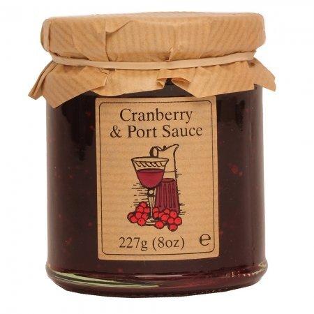 Cranberry & Port Sauce