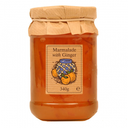 Marmalade with Ginger