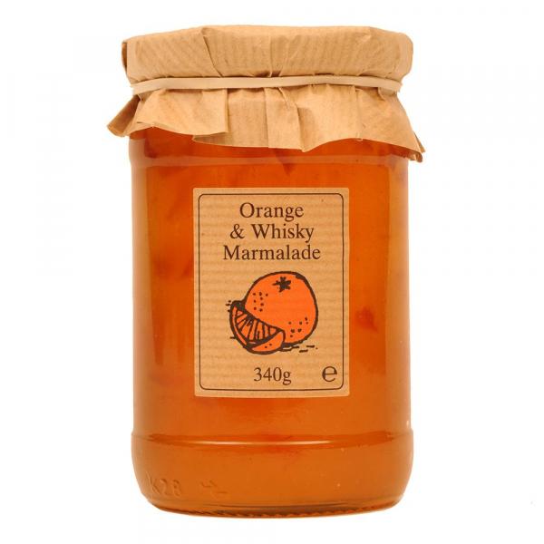 Orange & Whisky Marmalade