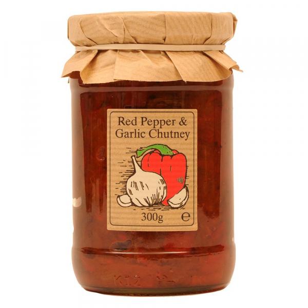 Red Pepper & Garlic Chutney