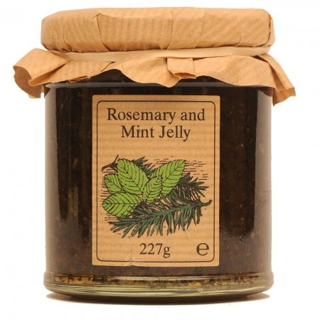 Rosemary & Mint Jelly