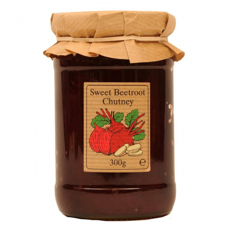 Sweet Beetroot Chutney