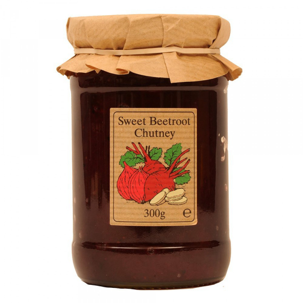 Sweet Beetroot Chutney