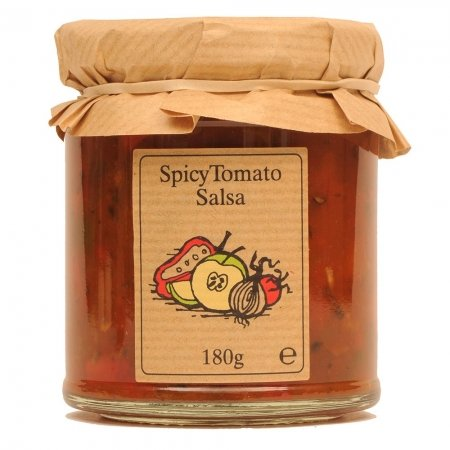Tomato Salsa