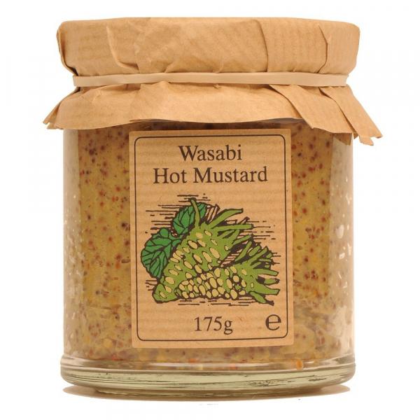 Wasabi Hot Mustard